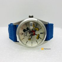 Rolex Oyster Precision Mickey Mouse 34mm 1969