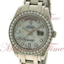 Rolex Day-Date Special Edition Platinum Masterpiece, Mother of...