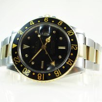 Rolex GMT-Master 16753 nipple dial 1980