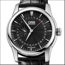 Oris Artelier Small Second Pointer Date 01 744 7665 4054-07 5 22