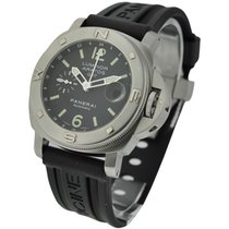 Panerai PAM00186 PAM 186 - Arktos GMT Submersible - Special...