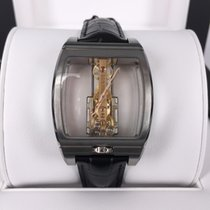 Corum Titanium  Mr. Golden Bridge