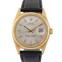 Rolex 18k Yellow Gold Datejust, Ref: 1601