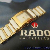 라도 (Rado) Integral Jubilé S Damenuhr  weiß/gold  Perlmutt...