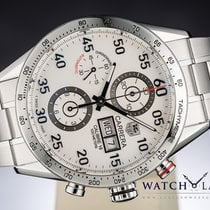 TAG Heuer CARRERA DAY DATE CHRONOGRAPH AUTOMATIC CALIBRE 16...
