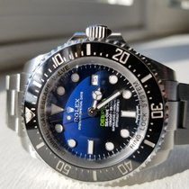Rolex Sea-Dweller Deepsea (D-Blue Dial)