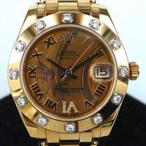 롤렉스 (Rolex) Rolex Pearlmaster 34 Ref 81315