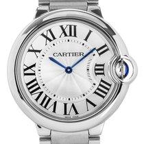 Cartier Ballon Bleu 28mm Steel W69010Z4