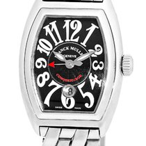 """Franck Muller Lady's Stainless Steel  """"Conquistador""""."""
