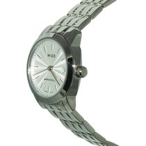 Mido Baroncelli Lady Steel Case Grey Hands Data M34914111