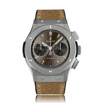 Hublot Classic Fusion Chukker Limited Edition Titanium Grey...