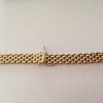 Chopard gouden 18 karaats horlogeband met dichte schakel