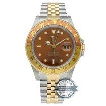 """ロレックス (Rolex) GMT Master II """"Rootbeer"""" 16713"""