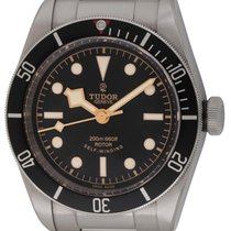 Tudor : Heritage Black Bay Black :  79220N :  Stainless Steel