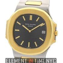 パテック・フィリップ (Patek Philippe) Nautilus Steel & Gold 32mm...