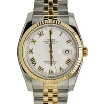 Rolex DateJust Gold/Steel