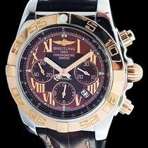 ブライトリング (Breitling) Chronomat 44 Or & Acier