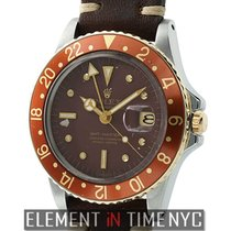 Ρολεξ (Rolex) GMT-Master Steel & Yellow Gold Root Beer...