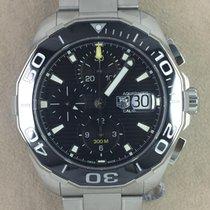 TAG Heuer Aquaracer 300M Calibre 16 Chronograph Ref. CAY211A.B...
