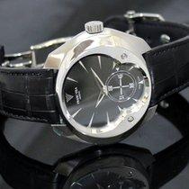 Franc Vila Neo Alta Steel Black dial