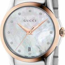 古驰 (Gucci) G-Timeless Small Quartz Mother Of Pearl Dial...