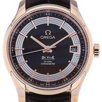 Omega De Ville Hour Vision 41 Automatic Chronometer