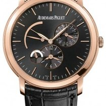 Audemars Piguet Dual Time Jules Audemars Collection