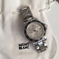 Montblanc sport steel 7035