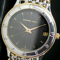 Audemars Piguet Quartz Date C - 28770 Extra Slim Steel Gold...