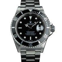 Rolex SUBMARINER DATE 16610 FULL SET