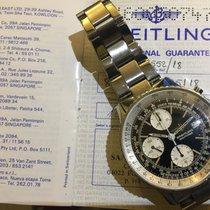 Breitling Old Navitimer Vintage automatic scatola e garanzia