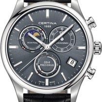 Certina DS-8 Moon Phase C033.450.16.351.00 Herrenchronograph...