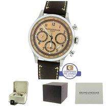 Baume & Mercier Capeland Chronograph Stainless Automatic...
