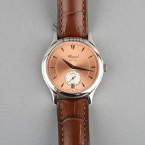 Chopard L.U.C 1860 White Gold Salmon Dial Limited