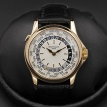 Patek Philippe World Time 5110r Rose Gold