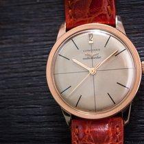 Longines 18k Rose Gold Automatic Vintage '62