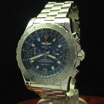 Breitling Skyracer Chronograph Edelstahl Automatic Herrenuhr /...