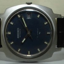 Seiko Vintage Automatic Date Mens Wrist Watch