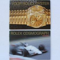 """勞力士 (Rolex) SET Libretti / Booklet Daytona """"Zenith"""""""