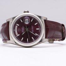 Rolex Day-Date Cherry 118139
