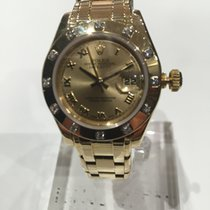Rolex pearlmaster oyster perpetueal