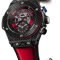 Hublot Big Bang Unico Chrono Retrograde Bayern Munich