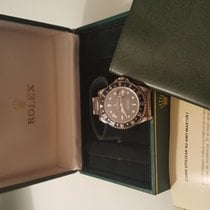 Rolex Oyster Perpetual Date, GMT Master