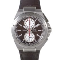 IWC Ingenieur Chronograph Silberpfeil Men's Automatic...