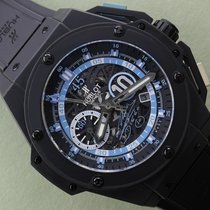 Hublot King Power Diego Maradona Skeleton Dial Limited Edition