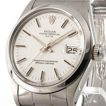 Rolex Oyster Perpetual Date Stahl an Oysterband Ref.1500