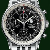 Breitling Navitimer 1461 MoonPhase 4YRS Calendar 46mm Numbered...