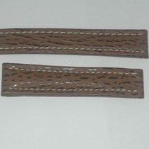 Breitling Leder Armband Band 18mm 18-18 Für Faltschliesse Neu...