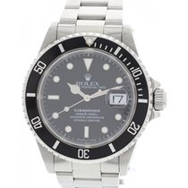 Rolex Oyster Perpetual Submariner 16610 Date Stainless Steel