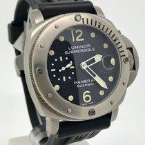 Panerai Luminor Submersible  44MM Men's Watch B&P Extras